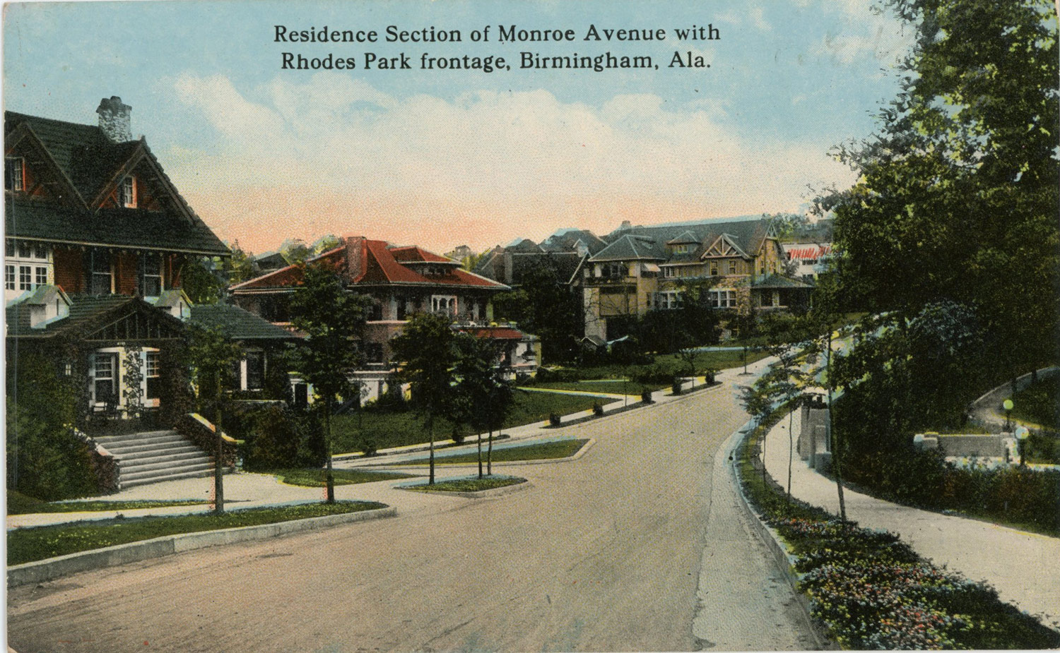 Postcards of an Older Highland Park